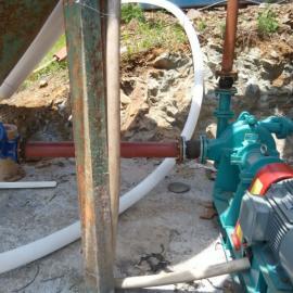 混凝土搅拌站泥浆废水处理 高效过滤分离板框压滤机