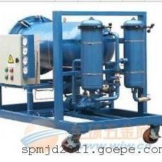工业油水分离器采用聚结分离技术
