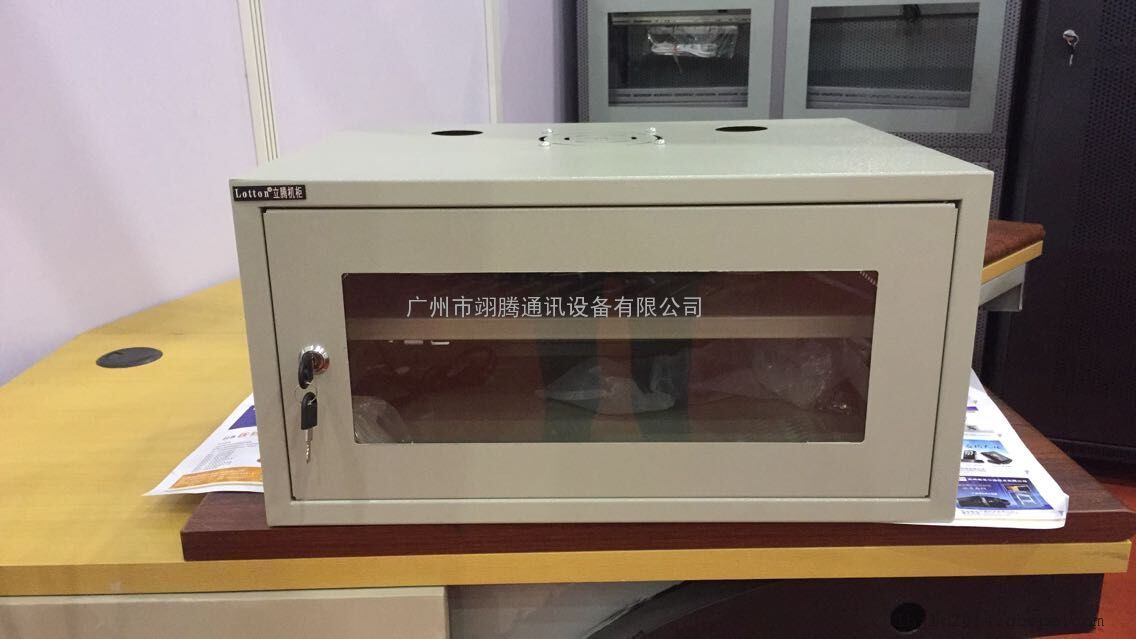 广州立腾机柜5406(6U)挂墙网络机柜-广州市翊led日光灯堵头设备图片
