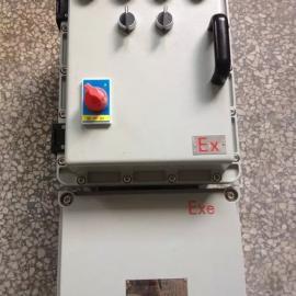 防爆��C控制箱
