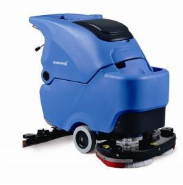 宜兴洗地机 容恩手推式全自动洗地机R70BT