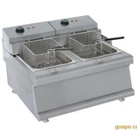炸臭豆腐机器|小型油炸丸子机|炸鸡柳机器|炸肉串机器