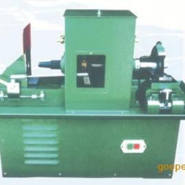 优质双头快速切片机橡胶环切片机精科机械专业制造!