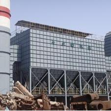 20吨燃煤锅炉脉冲布袋除尘器 厂家直销  泊头华英环保