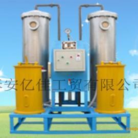 小型全自动软化水设备冬季安装注意事项