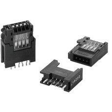 OMRON欧姆龙扁平电缆IDC连接器