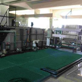伊爽YS-2000喷漆废水处理|设备