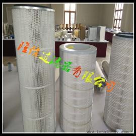 供应3266 3566过滤碳粉用高精密覆膜除尘滤芯 滤筒