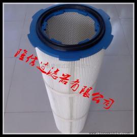 *厂家供喷涂车间用粉末回收卡盘六耳快拆式除尘滤芯 滤筒