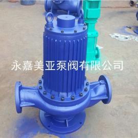 G型屏蔽泵 防爆管道式屏蔽泵 无泄漏屏蔽泵