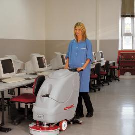 无锡洗地机 商场工厂保洁用洗地机