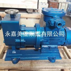 ZCQ型自吸磁力泵 不锈钢自吸磁力泵 防爆自吸式磁力泵