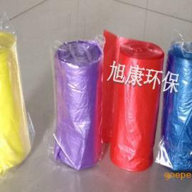 厂家直销生活式垃圾袋 全新料断点式垃圾袋 连卷袋批发