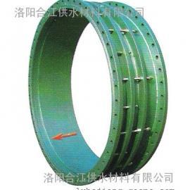 污水厂中水管道钢制伸缩器常用橡胶接头