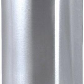 广州厂家生产304圆形不锈钢翻盖垃圾桶商场座地烟灰桶直销