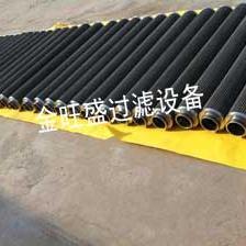 金旺盛SF30/30不锈钢烧结毡滤芯