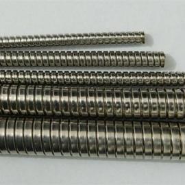 福莱通石油机械穿线用金属软管 双扣不锈钢穿线管厂家直销