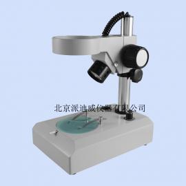 ZJ-316 86MM 上卤素下荧光立柱支架 显微镜支架