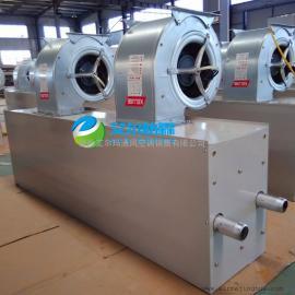 专业生产钢管铝片换热器热水风幕机离心式热水型风幕机