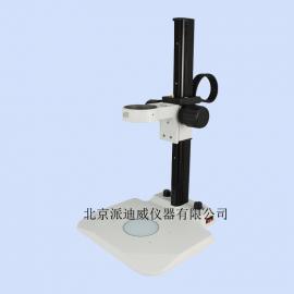 ZJ-602 76MM加长LED光源导轨支架 显微镜支架