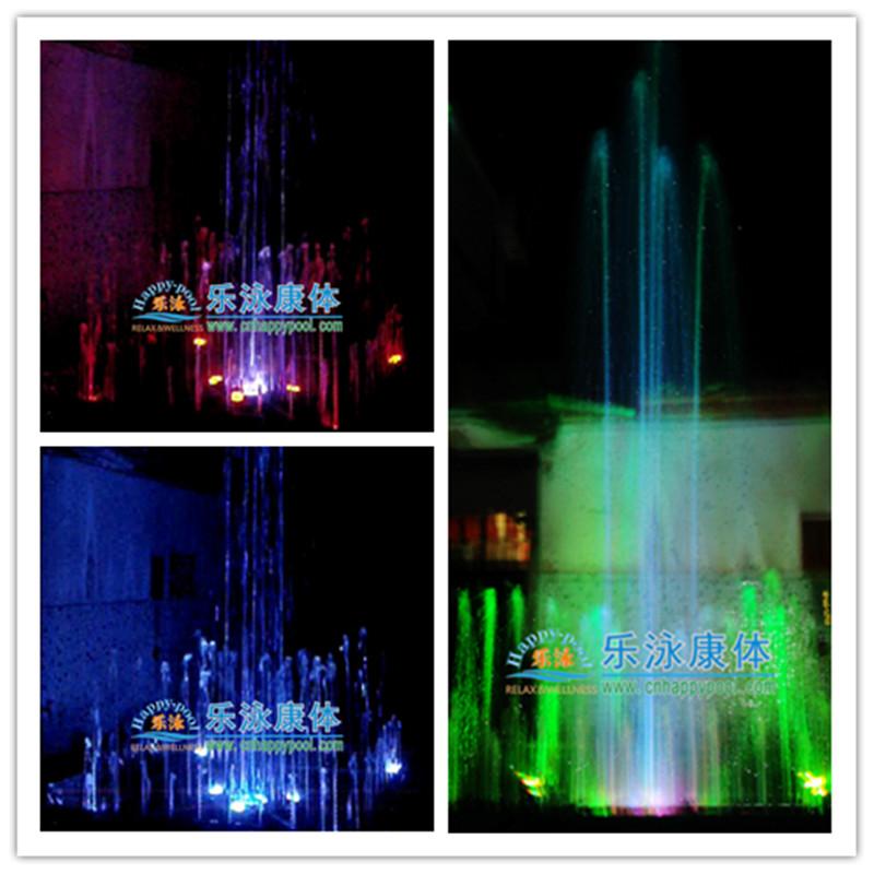 正方形喷泉 喷泉喷头 喷泉灯 喷泉产品 园景喷泉1.5m正方形喷泉