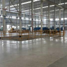 广西南宁厂房无尘地面硬化地坪 首选地卫士水泥硬化剂施工