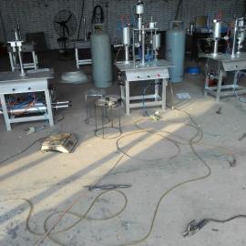 卫昌生产聚氨酯泡沫填缝剂灌装机操作简单