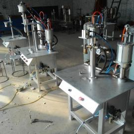 小资本创业新选择聚氨酯泡沫填缝剂灌装机
