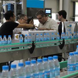 万达环保瓶装水灌装机械设备