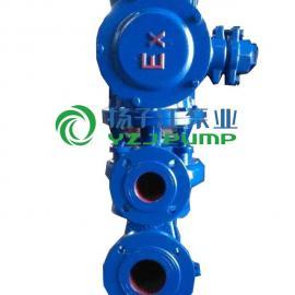 污水泵:LW防爆无堵塞立式污水泵