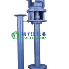 污水泵:YW不锈钢防爆立式无堵塞液下污水泵
