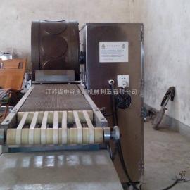 湖北z600型不锈钢变频系统家用防手工圆形春卷皮机