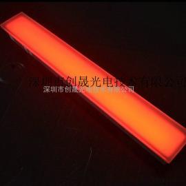 LED长方形地砖灯图片