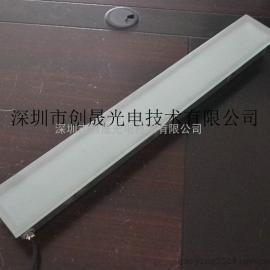 LED发光地砖灯尺寸