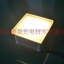 深圳广场长条地砖灯尺寸