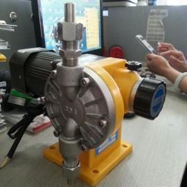 宣一牌隔膜计量泵 厂家直销隔膜式计量泵 不锈钢计量加药泵