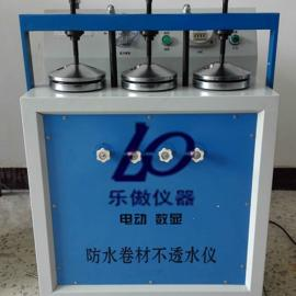 JT3-II新标准防水卷材不透水仪