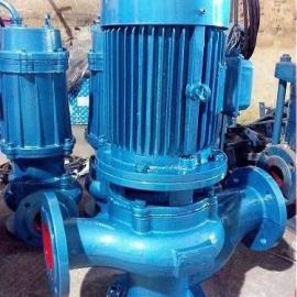 宣一GW管道排污泵 GW不锈钢排污泵 GW防爆管道排污泵