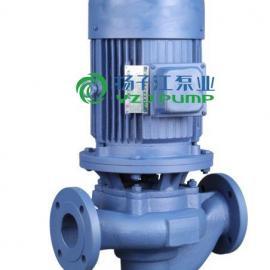 排污泵:GWP不锈钢管道污水泵