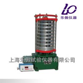 ZBSX-92A震击式标准振筛机