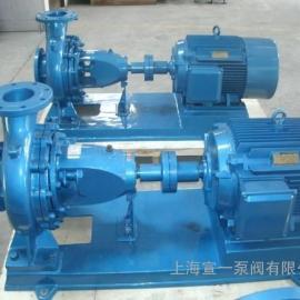 宣一牌IS清水泵 直销IS清水离心泵 高效节能IS清水泵