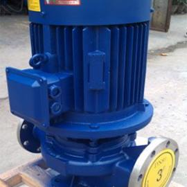 ISG100-315管道离心泵 ISW100-315I管道离心泵