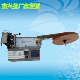 厂家热销礼品包装带切带机 包装织带裁切机 塑料彩带裁剪机