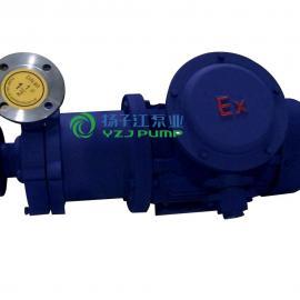 磁力泵:CQ型防爆磁力驱动泵,化工耐腐溶剂泵