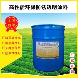 高性能环保防锈透明涂料 重防腐涂料TH-22