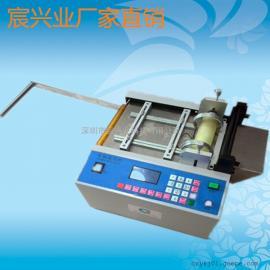节能灯PVC膜裁切机 纤维套管裁切机 铝箔镍片裁切机