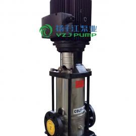 QDLF不锈钢热水泵|立式多级热水增压泵|热水多级泵
