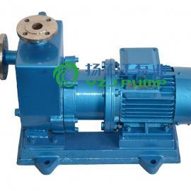 ZCQ型不�P�防爆自吸式磁力泵,有�C溶�┍�,�F重液�w�送泵