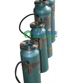 潜水泵:QS型水充式潜水电泵