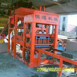 低价销售优质水泥砖机-全自动免烧砖业设备
